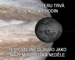Pravda o Jupiteru