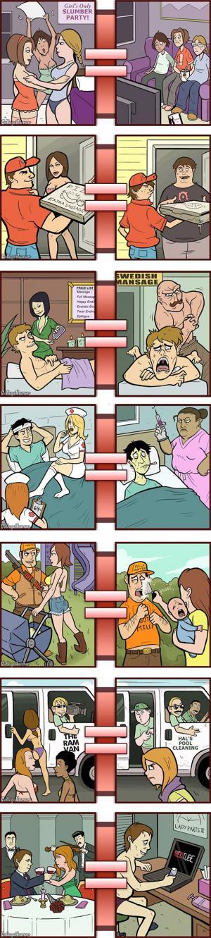 Srovnání - film vs. realita