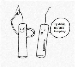 Tampóny