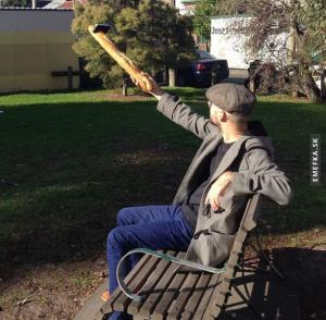 Selfie tyč