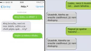 SMSky, které mě totálně dostaly :D Hlavně vždy pište bez chyb! :D