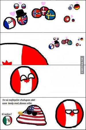 Chudák Kanada:(