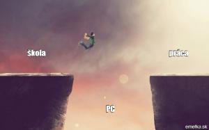 PC je největší problém života