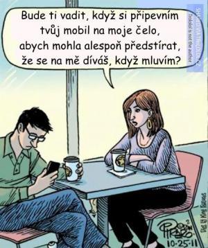 Moderní konverzace