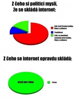 Jak vidí politici internet