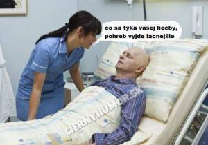 Léčba pacienta