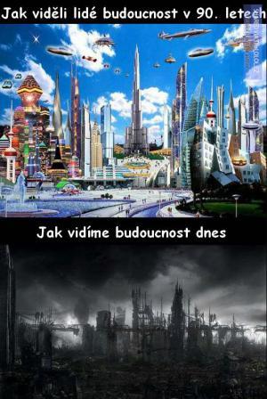 Vize budoucnosti