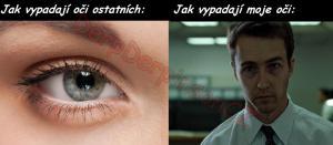 Moje oči
