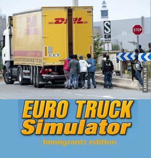 Euro truck :D