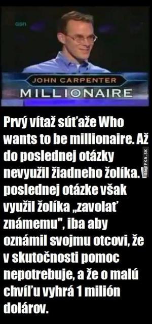 Kdo chce být milionář?