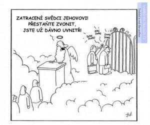 Svědci Jehovovi