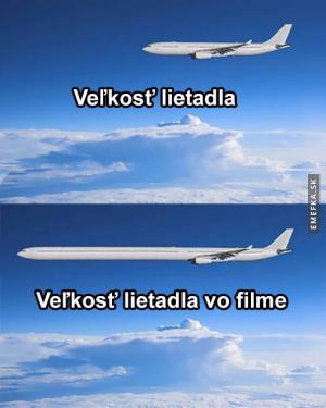 Letadla ve filmě