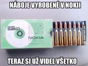 Nokia nikdy nepřekvapí