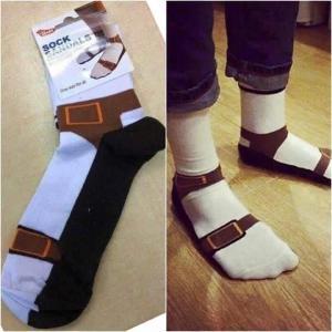 Ponožky pro Čechy