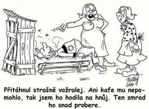 Jak probrat manžela