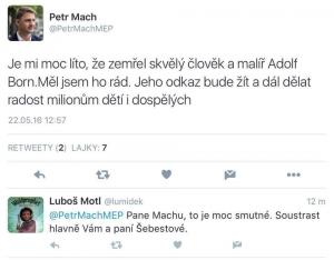 Trolling Macha