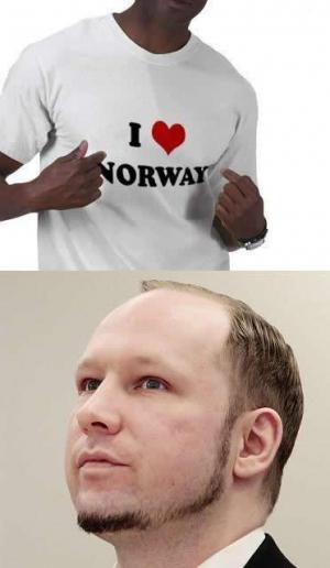Mám rád norsko