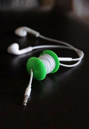 Jak na zamotaná sluchátka