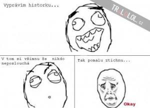 Vyprávění historky