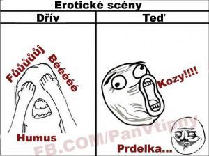 Erotické scény