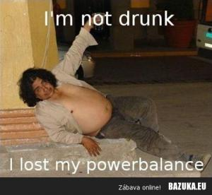 I´m not drunk