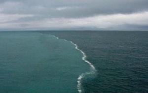 Severní a Baltické moře - setkání