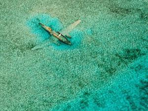 Potopené letadlo