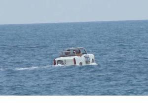 Plovoucí trabant