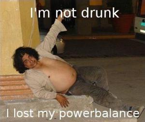 Ztratil jsem powerbalance