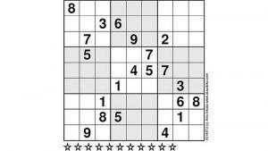 Nejtěžší sudoku na světě