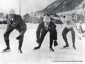 První zimní olympiáda