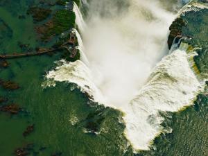 Iguazu vodopády