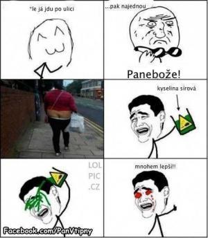 Jdu po ulici