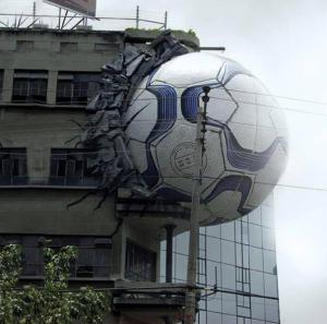 Větší míč