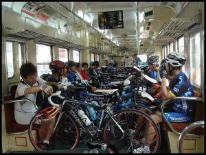 Výlet cyklistů