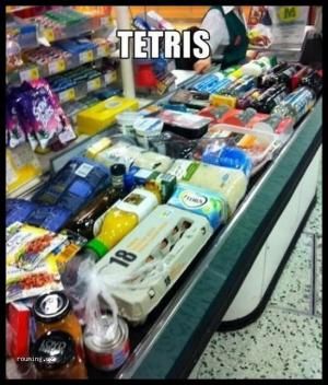 Tetris v praxi
