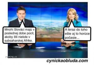 Afrika a Slovensko