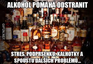 Alkohol a problémy