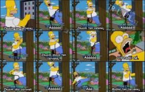 Homer elektrikář