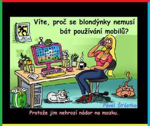 Blondýnky