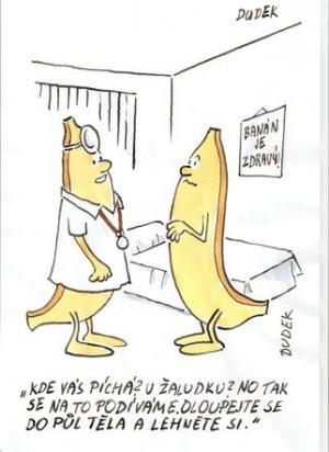 Dr. banán