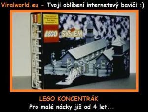 Lego koncentrák:D