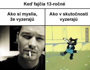 Když kouří děti