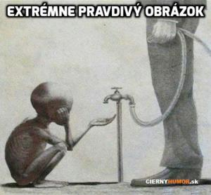 Extrémně pravdivý obrázek