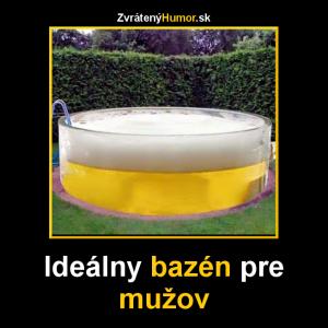 Bazén pro muže