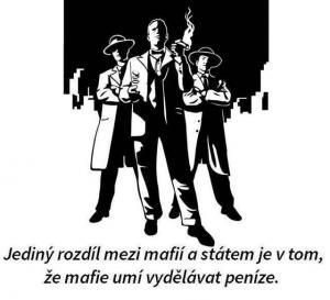 Mafie a stát