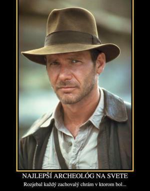 Nejlepší archeolog na světě