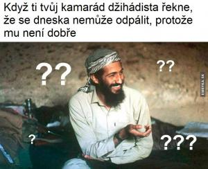 Kamarád džihádista