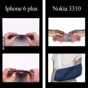 Iphone vs. nokia