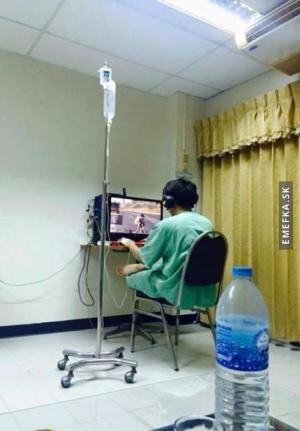 Pravý gamer :D